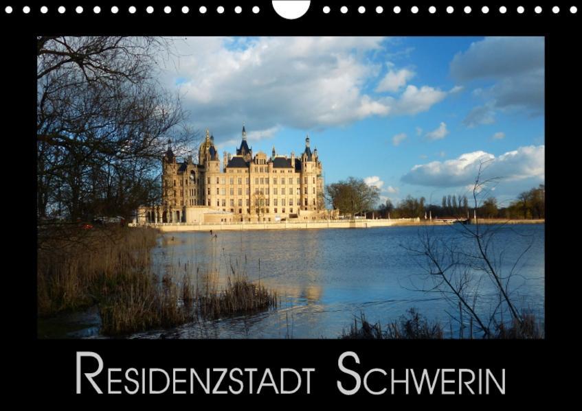 Residenzstadt Schwerin (Wandkalender 2017 DIN A4 quer) - Coverbild