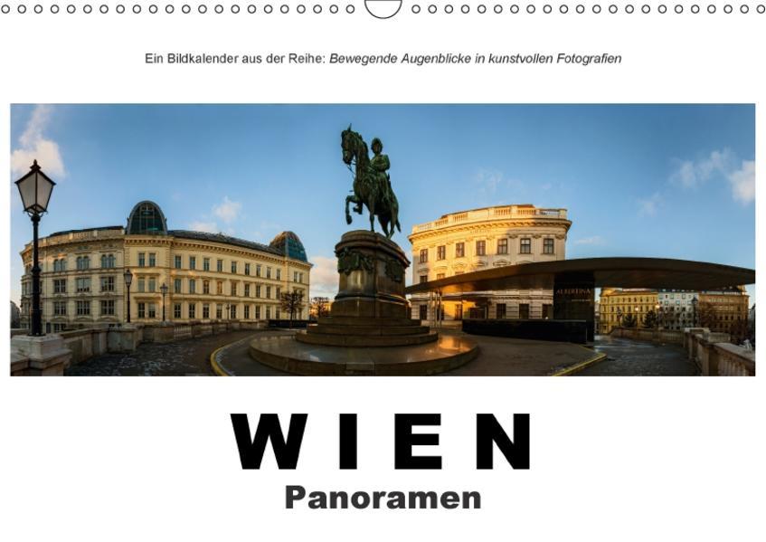 Wien Panoramen (Wandkalender 2017 DIN A3 quer) - Coverbild