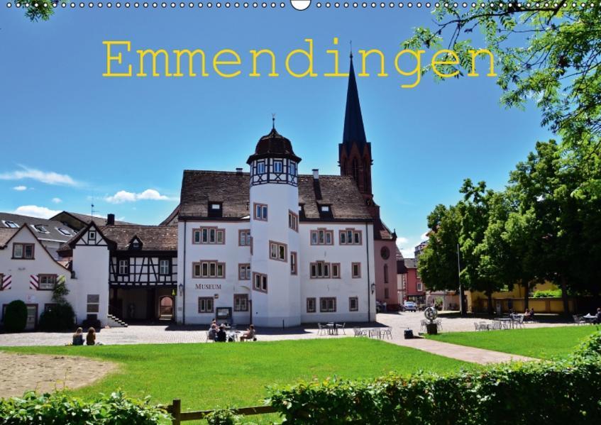 Emmendingen (Wandkalender 2017 DIN A2 quer) - Coverbild