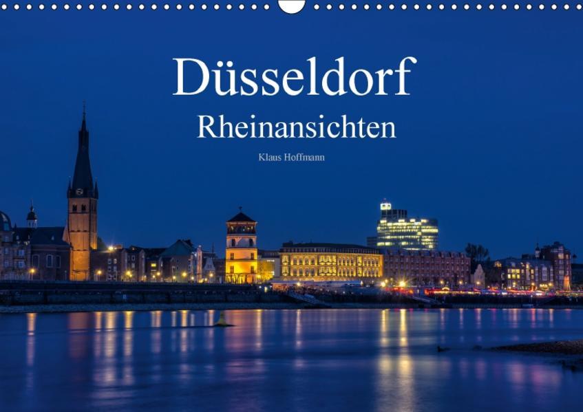 Düsseldorf - Rheinansichten (Wandkalender 2017 DIN A3 quer) - Coverbild