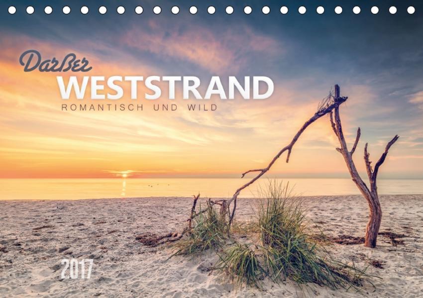 Darßer Weststrand (Tischkalender 2017 DIN A5 quer) - Coverbild
