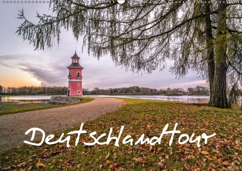 Deutschlandtour (Wandkalender 2017 DIN A2 quer) - Coverbild