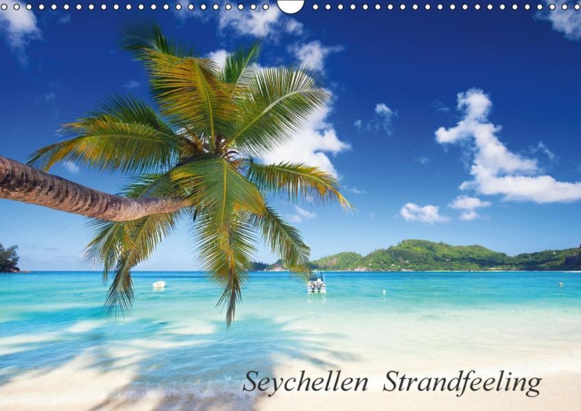 Seychellen Strandfeeling (Wandkalender 2017 DIN A3 quer) - Coverbild