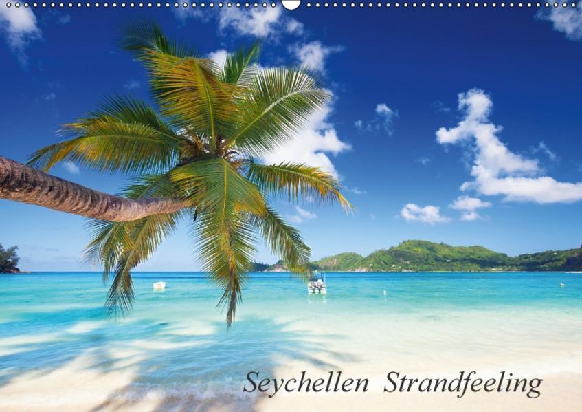 Seychellen Strandfeeling (Wandkalender 2017 DIN A2 quer) - Coverbild
