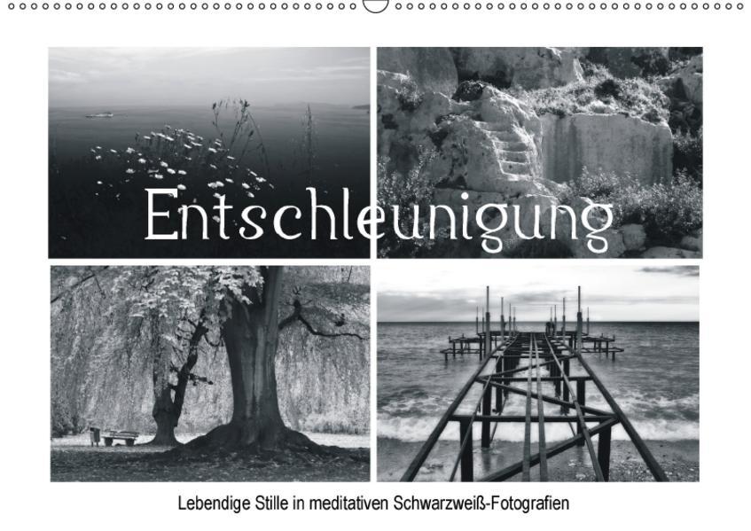 Entschleunigung (Wandkalender 2017 DIN A2 quer) - Coverbild