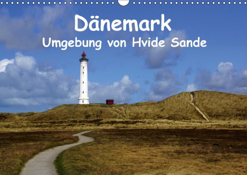 Dänemark - Umgebung von Hvide Sande (Wandkalender 2017 DIN A3 quer) - Coverbild
