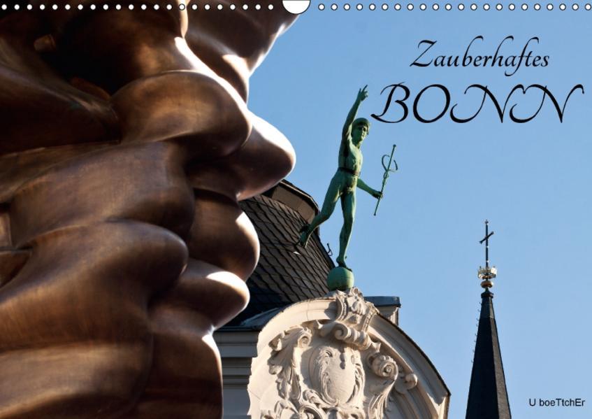 Zauberhaftes Bonn (Wandkalender 2017 DIN A3 quer) - Coverbild