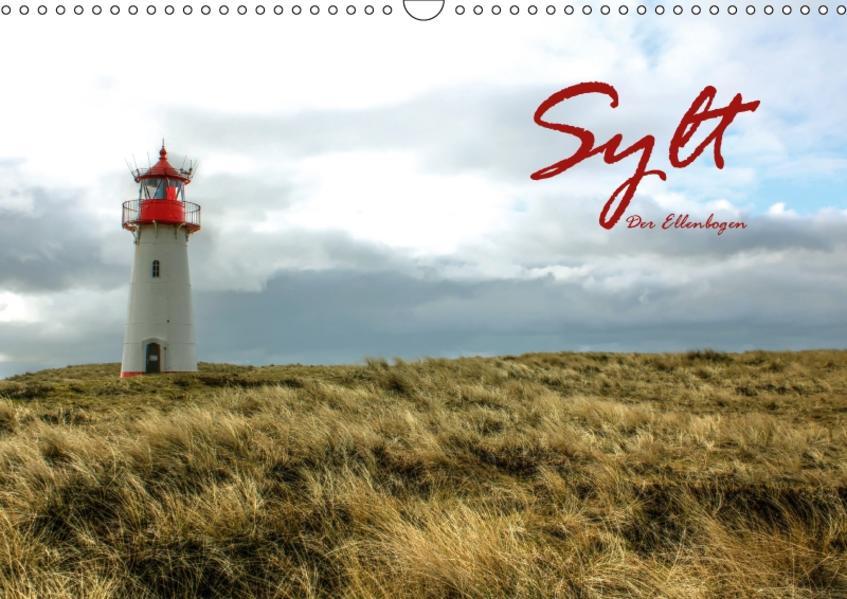 Sylt - Der Ellenbogen (Wandkalender 2017 DIN A3 quer) - Coverbild