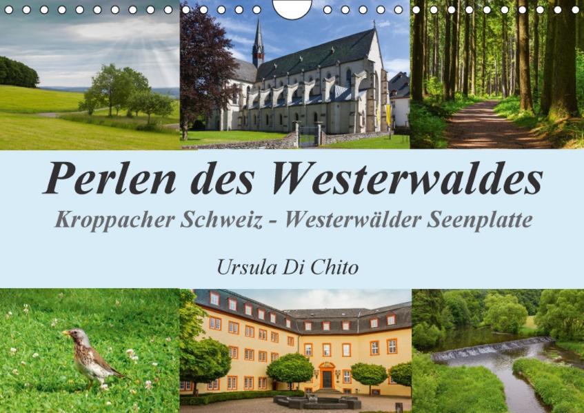 Perlen des Westerwaldes (Wandkalender 2017 DIN A4 quer) - Coverbild