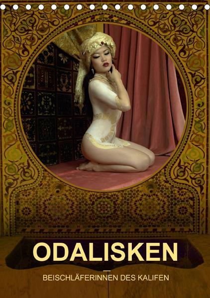ODALISKEN - BEISCHLÄFERINNEN DES KALIFEN (Tischkalender 2017 DIN A5 hoch) - Coverbild