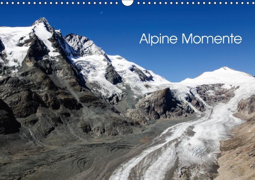 Alpine Momente (Wandkalender 2017 DIN A3 quer) - Coverbild