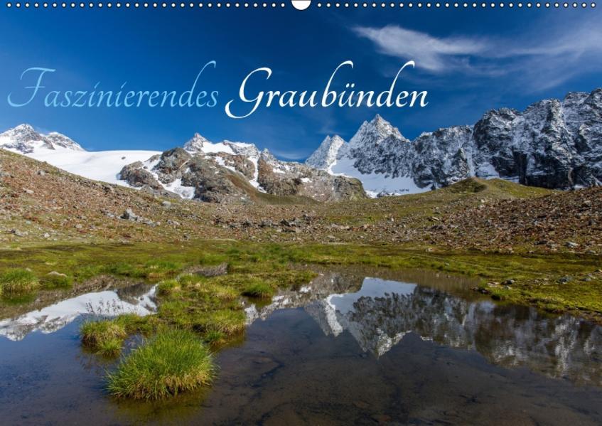 Faszinierendes GraubündenCH-Version  (Wandkalender 2017 DIN A2 quer) - Coverbild