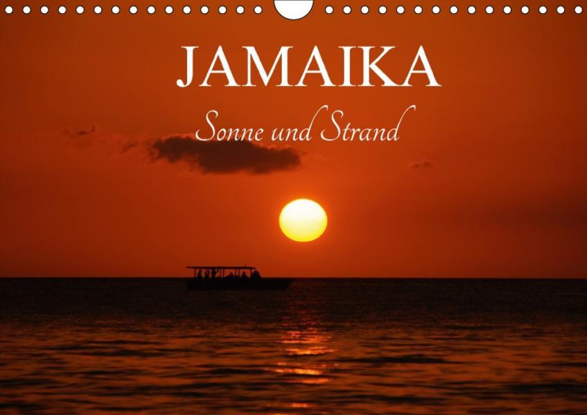 Jamaika Sonne und Strand (Wandkalender 2017 DIN A4 quer) - Coverbild