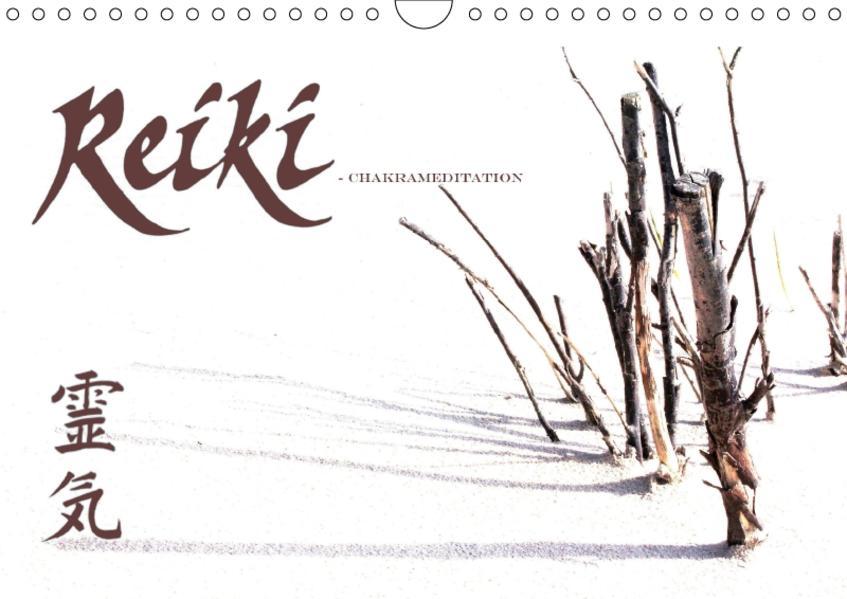 REIKI - Chakrameditation (Wandkalender 2017 DIN A4 quer) - Coverbild