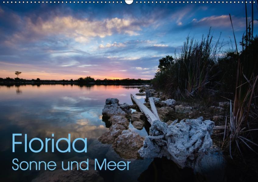 Florida. Sonne und Meer (Wandkalender 2017 DIN A2 quer) - Coverbild