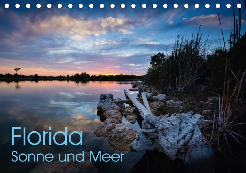 Florida. Sonne und Meer (Tischkalender 2017 DIN A5 quer) - Coverbild