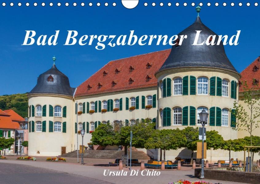 Bad Bergzaberner Land (Wandkalender 2017 DIN A4 quer) - Coverbild