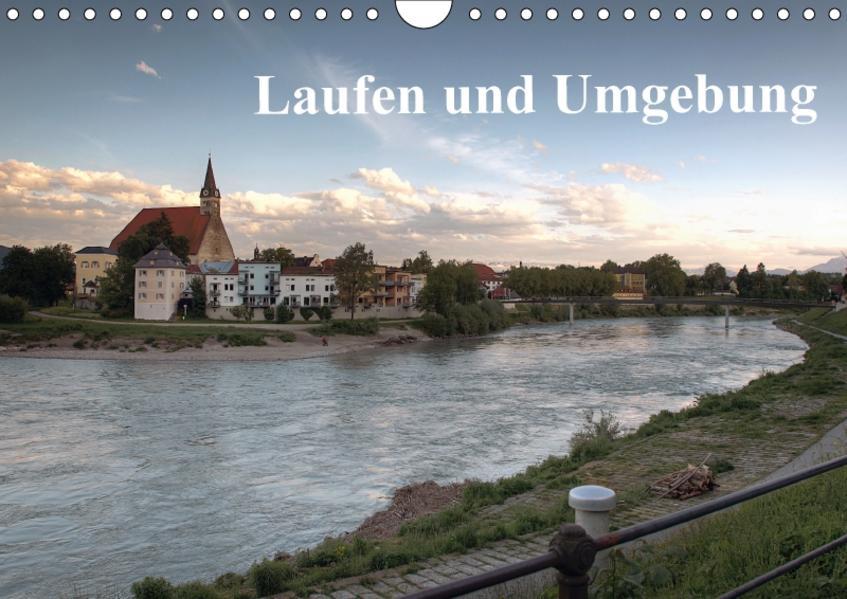 Laufen und Umgebung (Wandkalender 2017 DIN A4 quer) - Coverbild