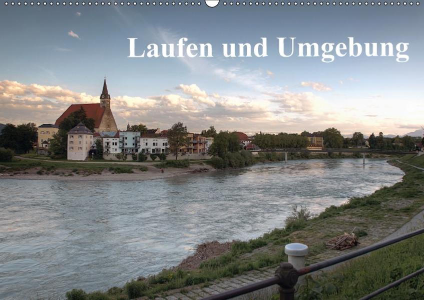 Laufen und Umgebung (Wandkalender 2017 DIN A2 quer) - Coverbild