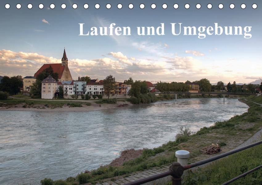 Laufen und Umgebung (Tischkalender 2017 DIN A5 quer) - Coverbild