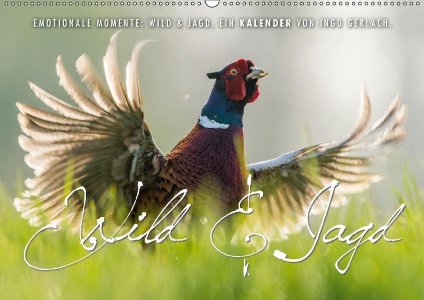 Emotionale Momente: Wild und Jagd. (Wandkalender 2017 DIN A2 quer) - Coverbild