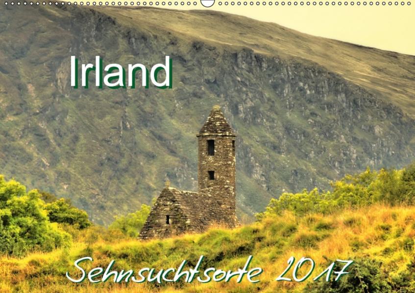 Irland - Sehnsuchtsorte 2017 (Wandkalender 2017 DIN A2 quer) - Coverbild