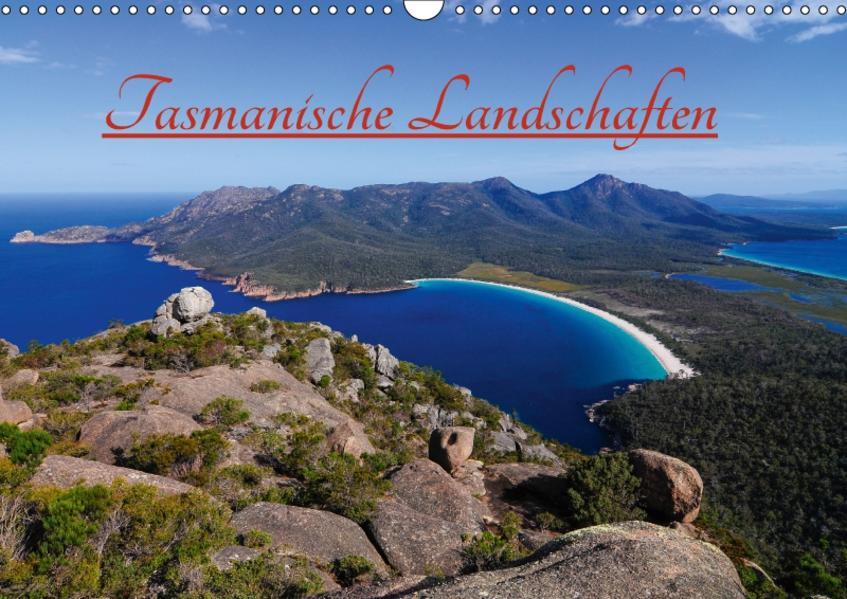 Tasmanische Landschaften (Wandkalender 2017 DIN A3 quer) - Coverbild