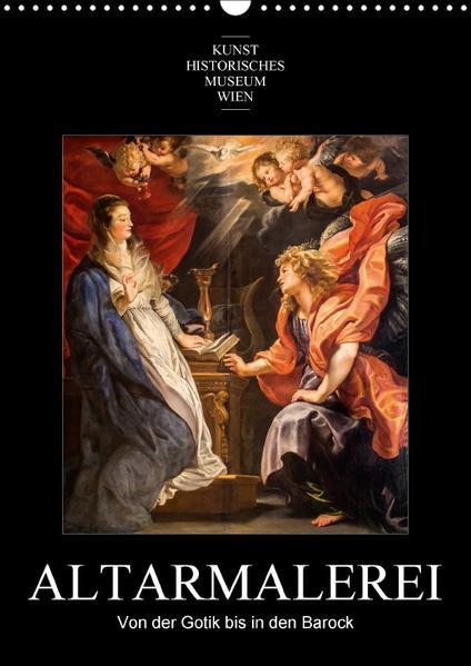 Altarmalerei (Wandkalender 2017 DIN A3 hoch) - Coverbild