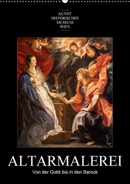 Altarmalerei (Wandkalender 2017 DIN A2 hoch) - Coverbild