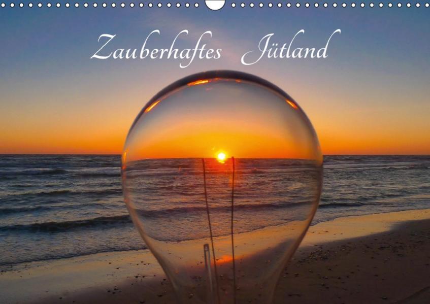 Zauberhaftes Jütland (Wandkalender 2017 DIN A3 quer) - Coverbild