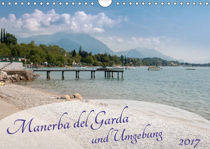 Manerba del Garda und Umgebung (Wandkalender 2017 DIN A4 quer) - Coverbild