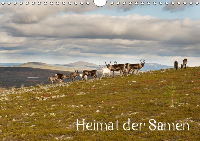 Heimat der Samen (Wandkalender 2017 DIN A4 quer) - Coverbild