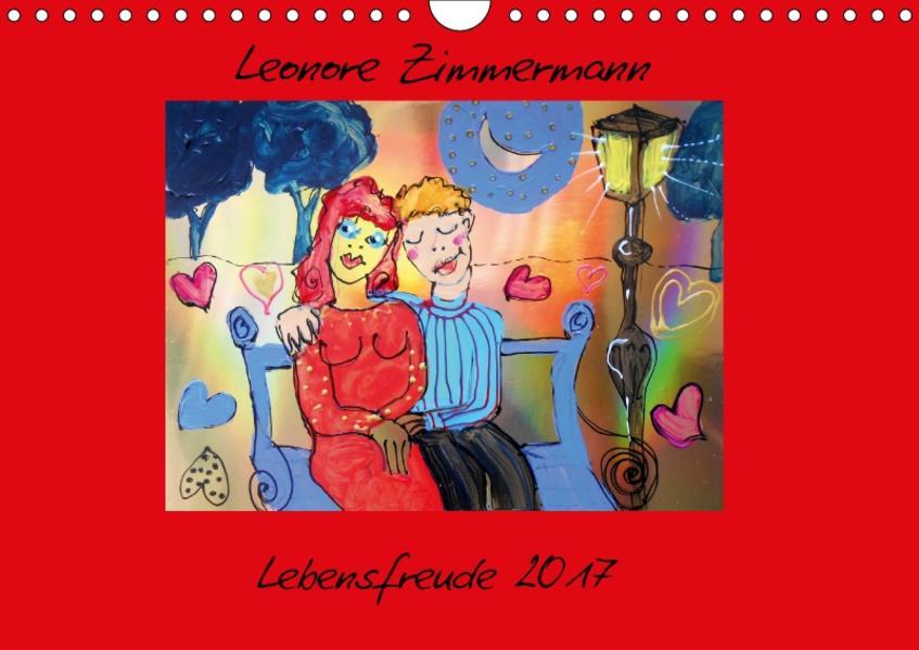 Lebensfreude 2017 (Wandkalender 2017 DIN A4 quer) - Coverbild