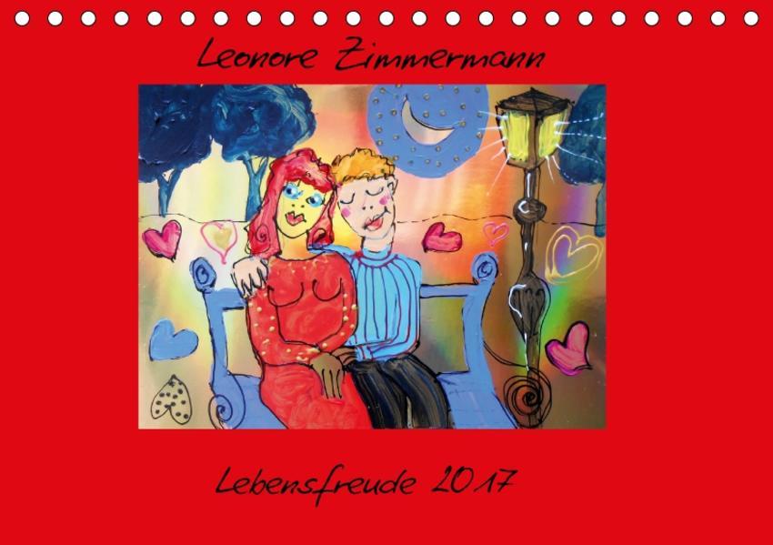 Lebensfreude 2017 (Tischkalender 2017 DIN A5 quer) - Coverbild