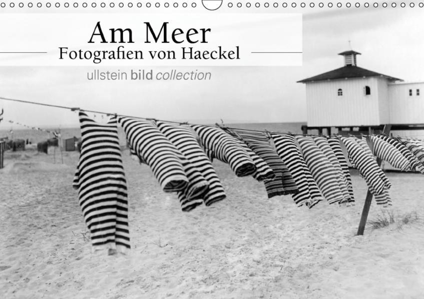Am Meer - Fotografie von Haeckel (Wandkalender 2017 DIN A3 quer) - Coverbild