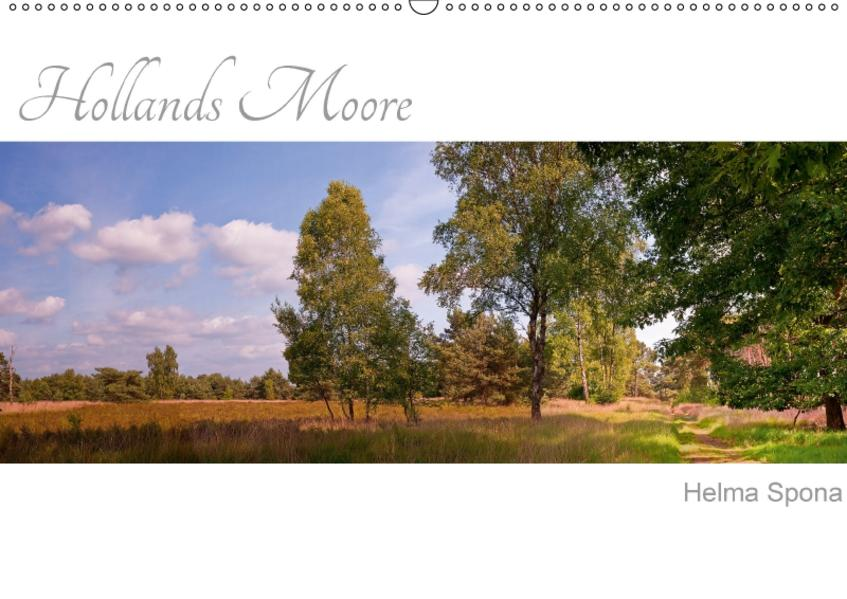 Hollands Moore (Wandkalender 2017 DIN A2 quer) - Coverbild