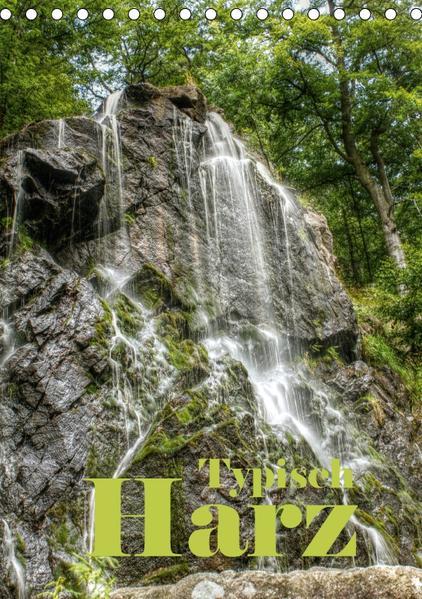 Typisch Harz (Tischkalender 2017 DIN A5 hoch) - Coverbild