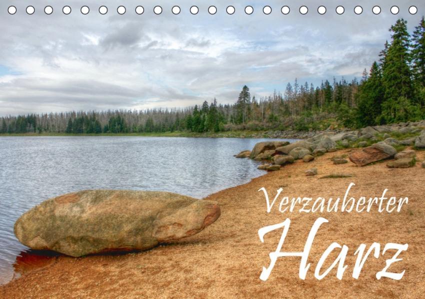 Verzauberter Harz (Tischkalender 2017 DIN A5 quer) - Coverbild