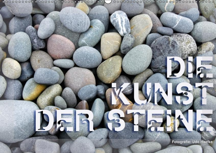 Die Kunst der Steine / 2017 (Wandkalender 2017 DIN A2 quer) - Coverbild