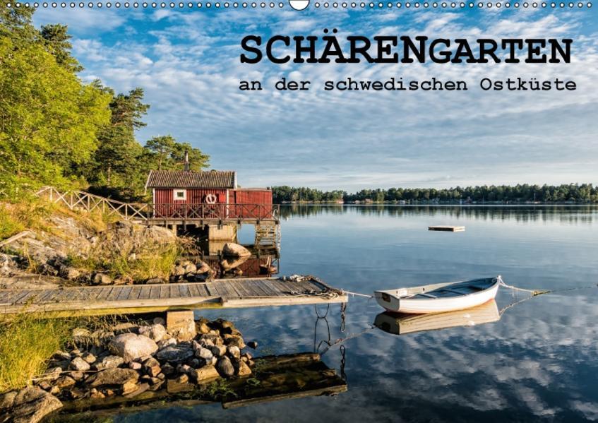 Schärengarten an der schwedischen Ostküste (Wandkalender 2017 DIN A2 quer) - Coverbild