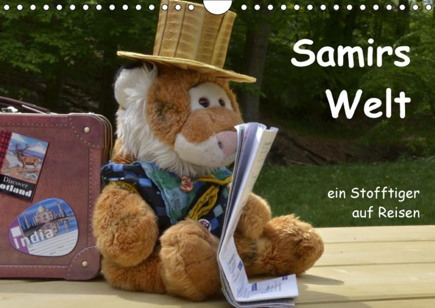 Samirs WeltAT-Version  (Wandkalender 2017 DIN A4 quer) - Coverbild