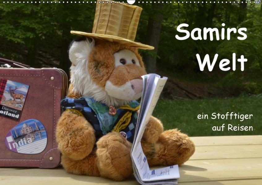 Samirs WeltAT-Version  (Wandkalender 2017 DIN A2 quer) - Coverbild