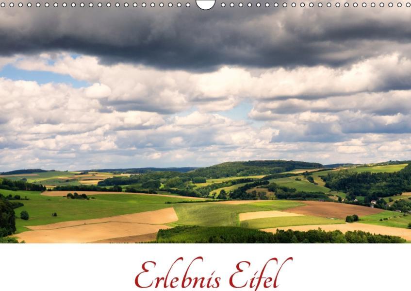 Erlebnis Eifel (Wandkalender 2017 DIN A3 quer) - Coverbild
