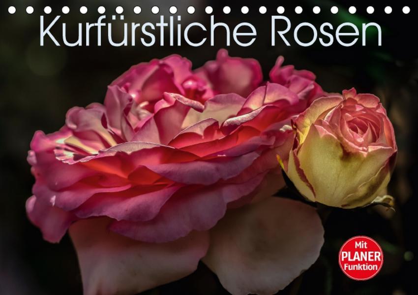 Kurfürstliche Rosen Eltville am Rhein (Tischkalender 2017 DIN A5 quer) - Coverbild