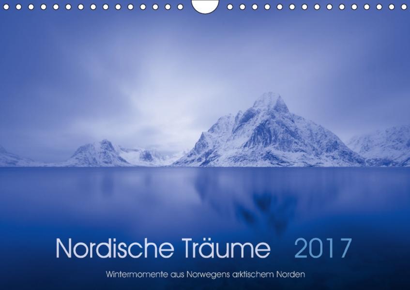 Nordische Träume (Wandkalender 2017 DIN A4 quer) - Coverbild