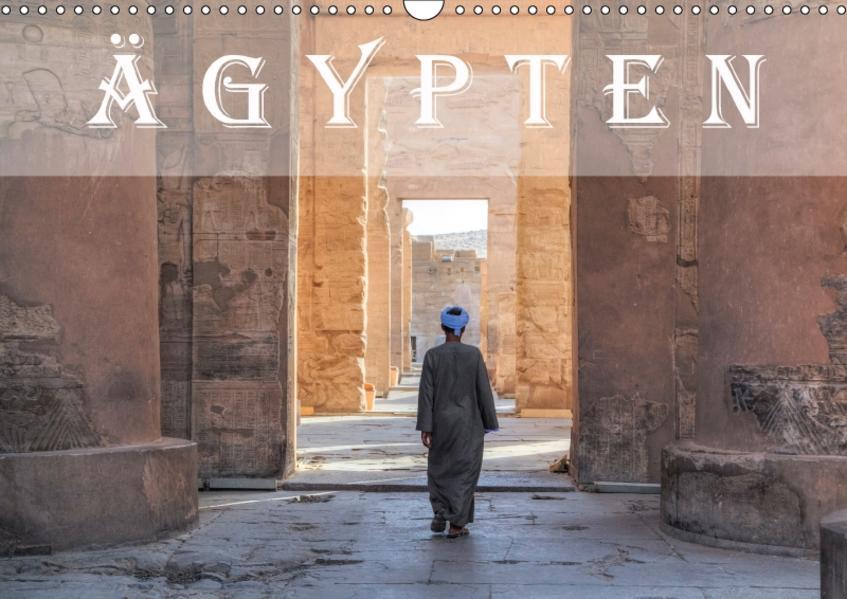 Ägypten (Wandkalender 2017 DIN A3 quer) - Coverbild