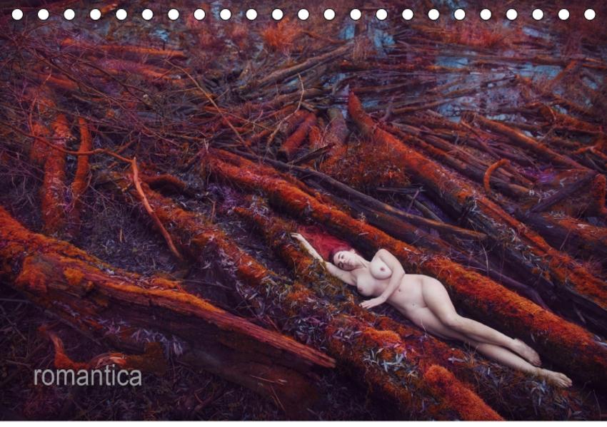 romantica (Tischkalender 2017 DIN A5 quer) - Coverbild