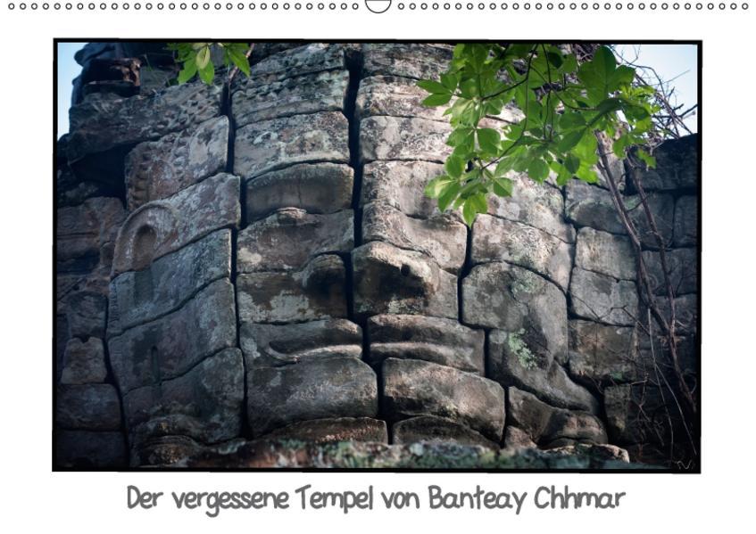 Der vergessene Tempel von Banteay Chhmar (Wandkalender 2017 DIN A2 quer) - Coverbild