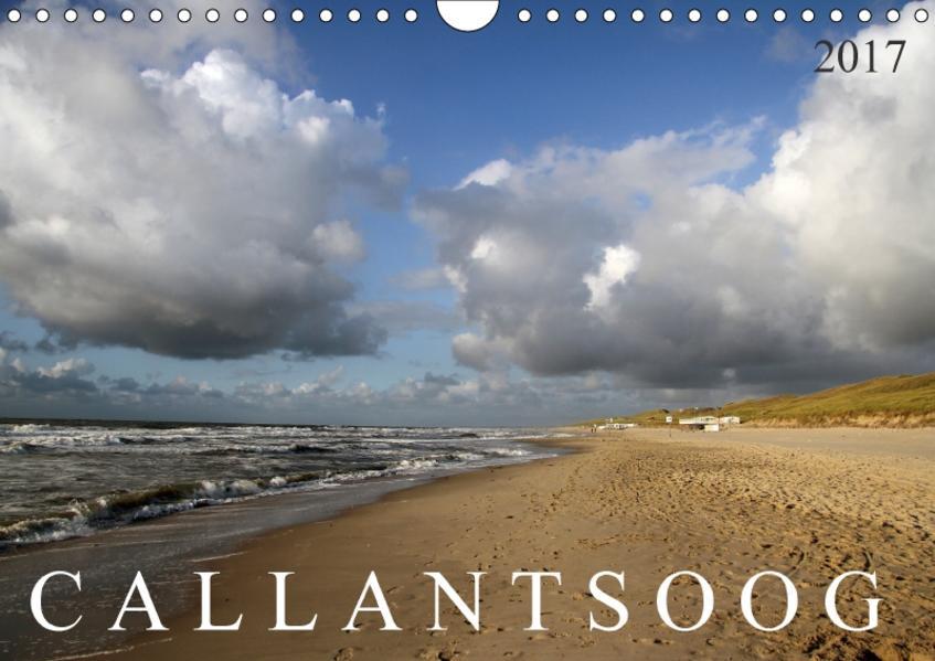 Callantsoog (Wandkalender 2017 DIN A4 quer) - Coverbild