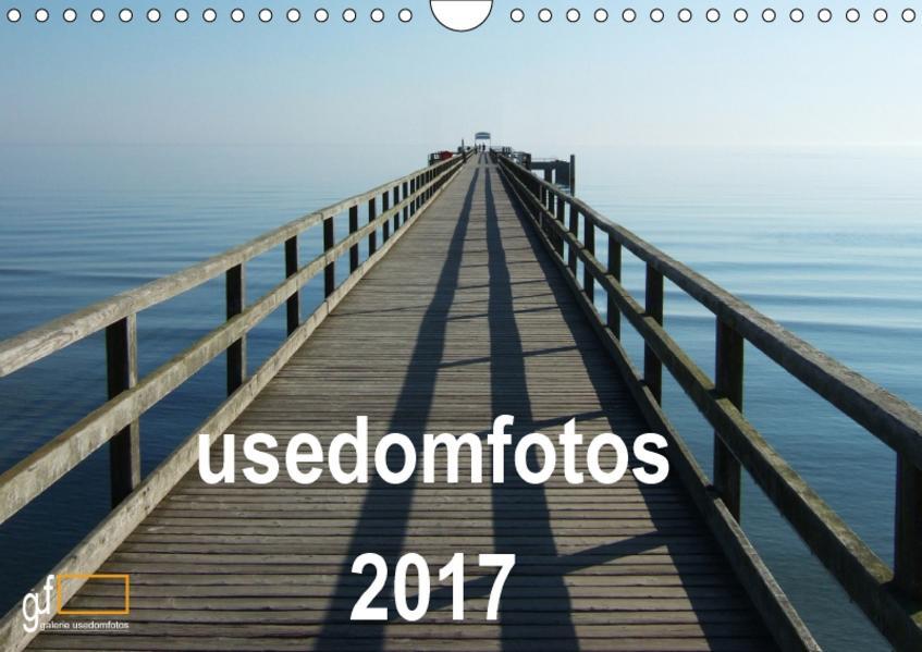 usedomfotos 2017 (Wandkalender 2017 DIN A4 quer) - Coverbild